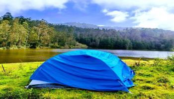 Kodaikanal Backpacking, Camping and sight seeing