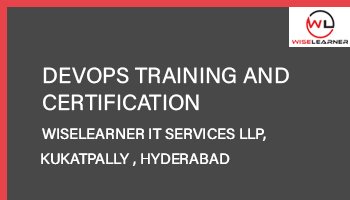 Training and certification for DevOps Master with the best experienced trainers
