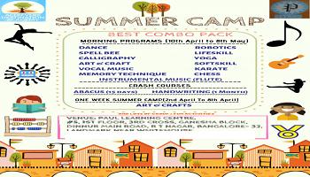 Best Summer Camp in KR Puram, Bangalore by Achievers Destination Academy