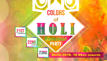 COLORS OF HOLI - Season 6