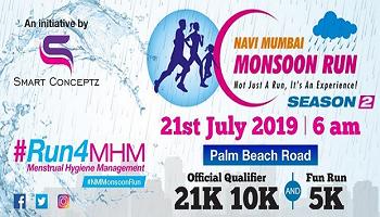 Navi Mumbai Monsoon Run-Season 2