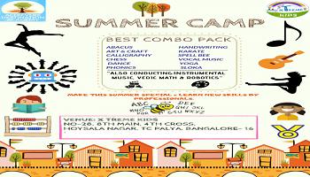 Best Summer Camp in TC Palya/ Hosalya Nagar, Bangalore by Achievers Destination Academy