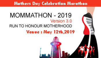 MOMMATHON 2019 - Version 3.0 - RUN TO HONOUR MOTHERHOOD