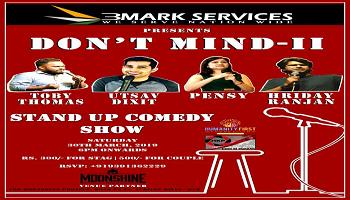 Dont Mind - II