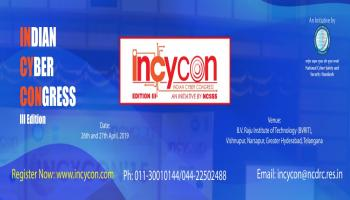 Faculty Development Program and National Cyber Security Congress (INCYCON 2019)