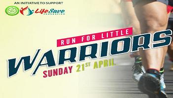 Run For Little Warriors