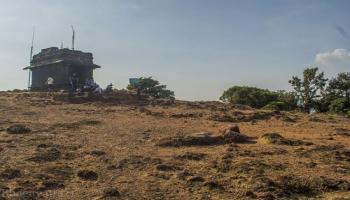 kodachadri trek and fort visit