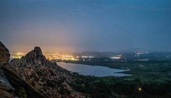 Kunti Betta Sunrise Trek with Water Activities