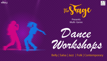 Multi-Genre Dance Workshops ( The Stage )