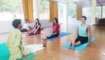 200 Hour Yoga TTC Scholarship in India