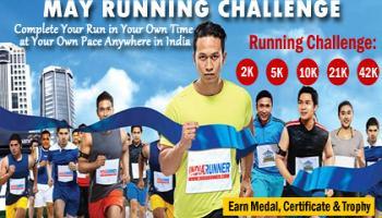 May Running Challenge 2019