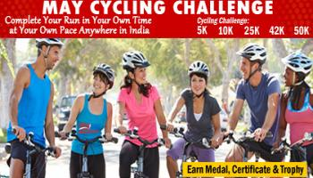 May Cycling Challenge 2019