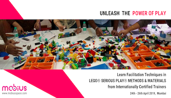 Train the trainer - Facilitation Techniques in LEGO Serious Play Methods and Materials