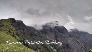 The Ever Beautiful Kumara Parvatha