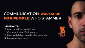 Communication Workshop for People Who Stammer