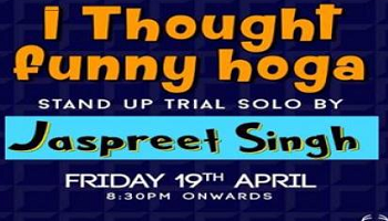 Stand Up Comedy By Jaspreet Singh