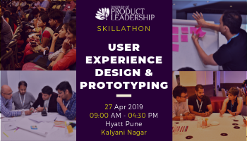 User Experience Design and Prototyping Skillathon - Pune