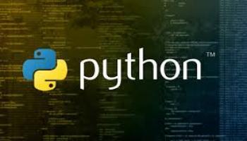 Summer Internship in Python