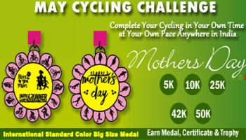 Mothers Day Cycling Challenge 2019