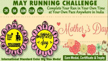 Mothers Day Running Challenge 2019