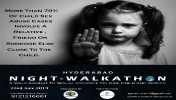HYDERABAD NIGHT WALKATHON