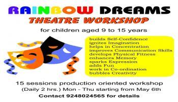 Rainbow Dreams - Theater workshop