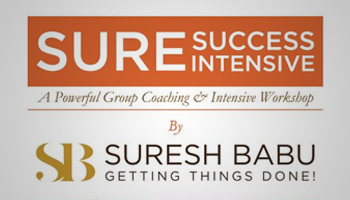 Sure Success Intensive Its A 2 Day Power Packed Group Coaching Event
