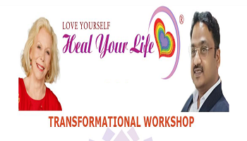 Love Yourself -Heal Your Life Transformational Self Improvement Workshop By Subin Gopi in Bangalore