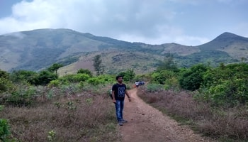 Tadiandamol trek and sight seeing