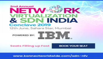 Network Virtualization and SDN India Conclave 2019