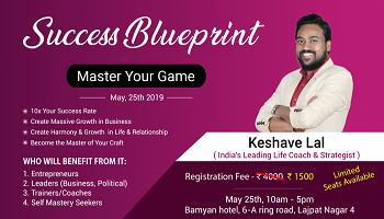 Success Blueprint - Master your game.