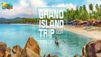 Grande Island Trip In Goa