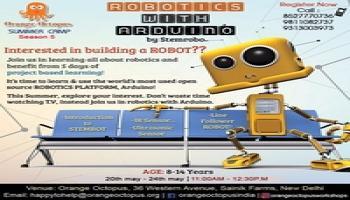 Robotics with Arduino