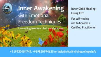 Inner Awakening Program Delhi January 2019 with Dr Rangana Rupavi Choudhuri (PhD)