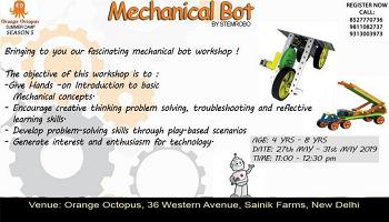Mechanical Bot