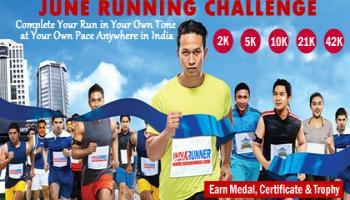 June Running Challenge 2019