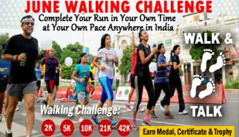 June Walking Challenge 2019