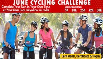 June Cycling Challenge 2019