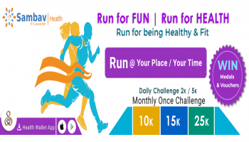 Healthy and Fitness Challenge