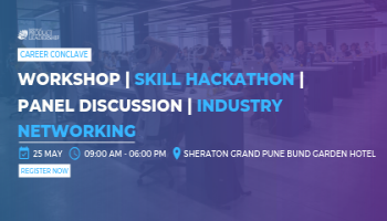 Career Conclave - Skillathon | Panel Discussion | Industry Networking - Pune