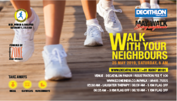 Walk With Your Neighbours