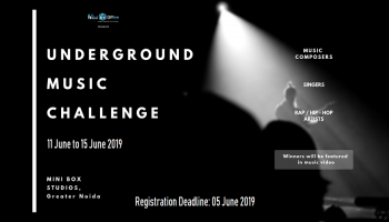 Underground Music Challenge
