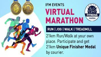 Mumbai Virtual Marathon 2019