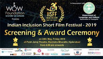 Indian Inclusion Short Film Festival - 2019