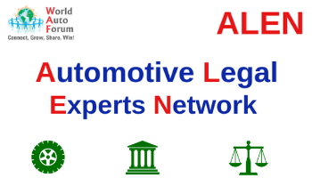 2nd meeting of ALEN Automotive Legal Experts Network by World Auto Forum