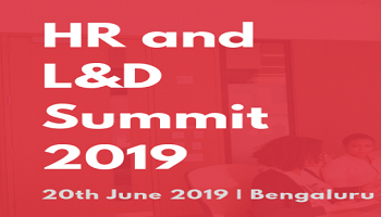 HR and Learning and Development Summit 2019 - Bangalore