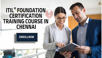 ITIL FOUNDATION CERTIFICATION TRAINING COURSE IN BANGALORE