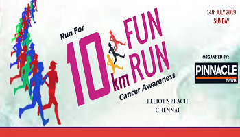 Run For Cancer Awareness - 10 Km Fun Run