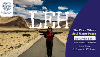 Irresistible Ladakh 2019