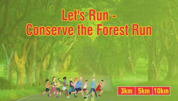 Lets Run Conserve The Forest Run 2019